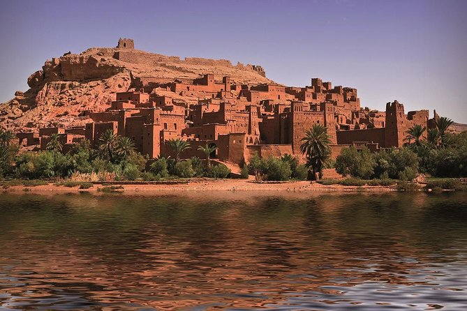 Full-Day Tour from Marrakech to Ait Benhaddou Kasbah and Ouarzazate