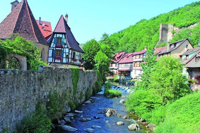 Elsass Karte Colmar.Villages Of Alsace Half Day Tour From Colmar