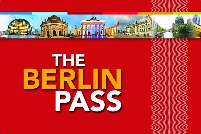 Berlin Pass que inclui entrada para mais de 50 atrações