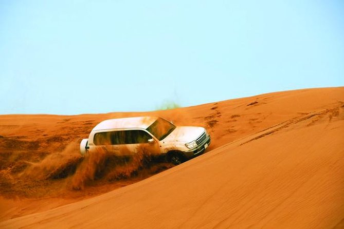 Desert Safari Adventure from Sharjah with Dune Bash and BBQ Dinner photo 3