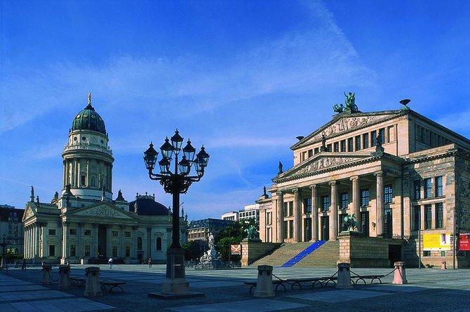 Recorrido privado durante la escala: Recorrido turístico por la ciudad de Berlín con traslado de ida y vuelta al aeropuerto