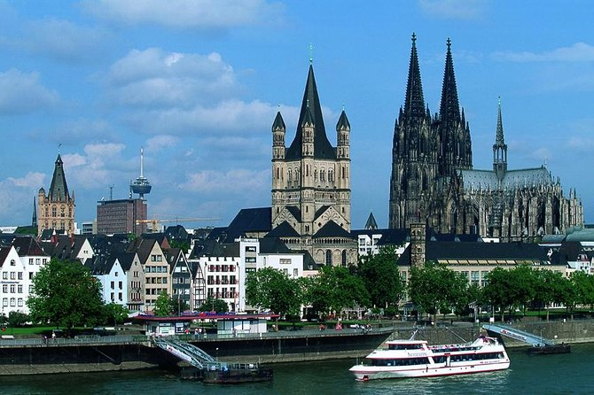 Private Tour: Cologne City Highlights