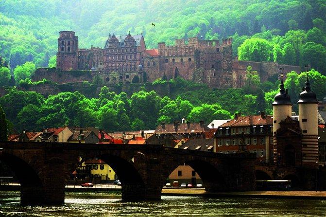 Privat tur: Heidelberg Halvdagsrejse fra Frankfurt