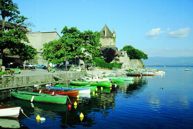 Independent Yvoire Tour and Lake Geneva Cruise with Private Transport from Geneva photo 4