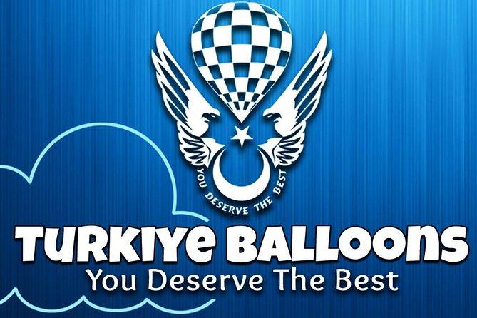 Comfort (Small Group) Cappadocia Balloon Ride