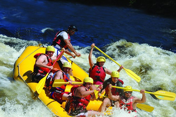 Rouge River Classic Whitewater Rafting Package