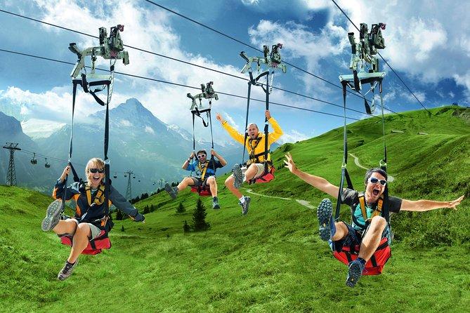Mt First Top Adventure from Zurich