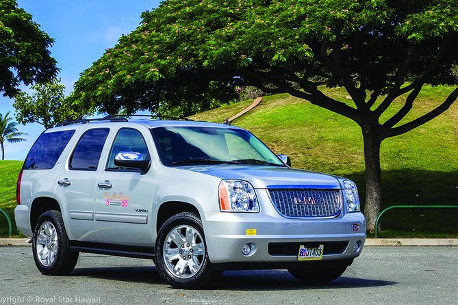 Lav din egen tur - Executive SUV