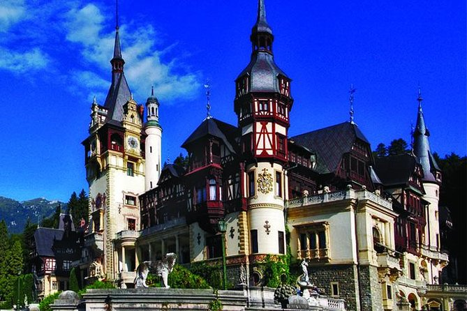 Full Day Tour of Transylvanian Castles from Brasov