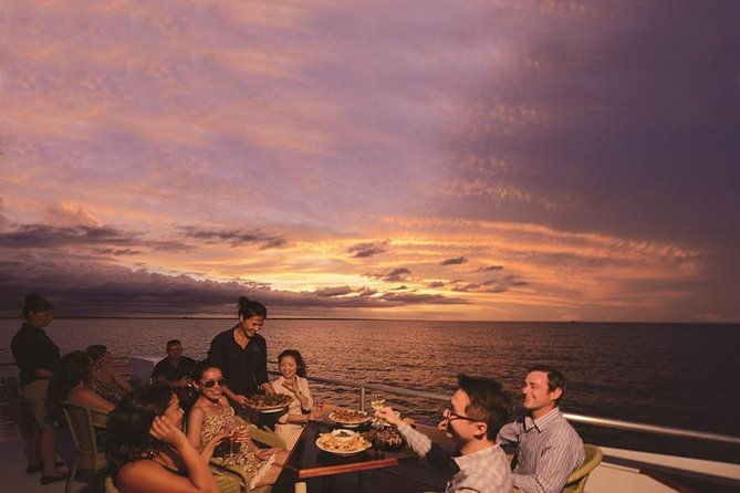 Darwin Harbour Sunset Cruise with Optional Buffet Dinner