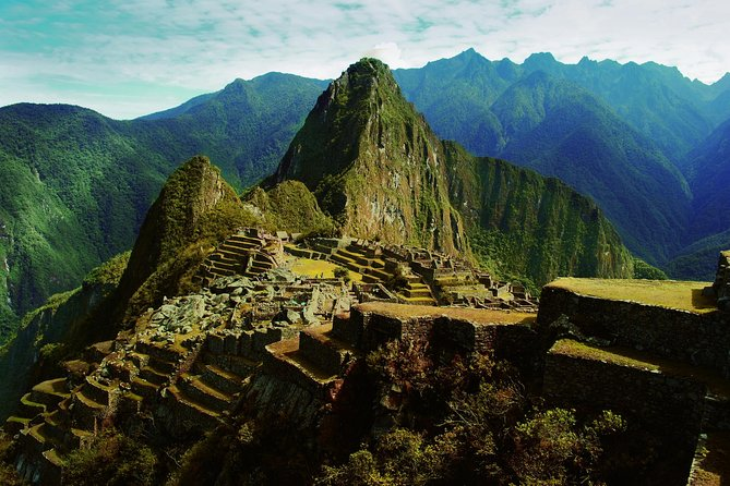 Admission Ticket to Machu Picchu Ruin and Mountain