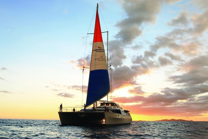 Tivua Island Day Cruise and Sunset Dinner Cruise Combo in Fiji photo 2