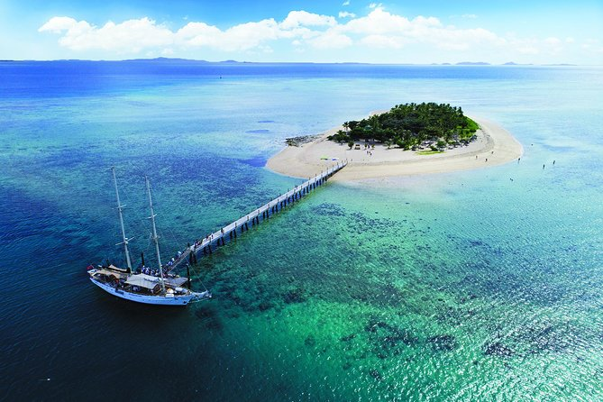 Super Saver Combo: Tivua Island Day Cruise + Sunset Dinner Cruise in Fiji