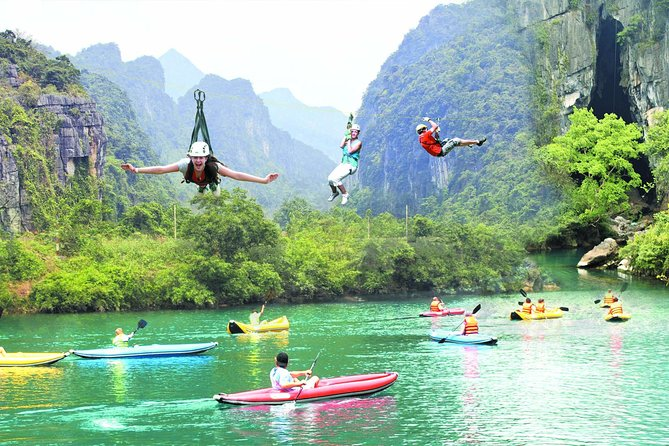 Paradise Cave - Dark Cave Experience start from Hanoi and end to Hue