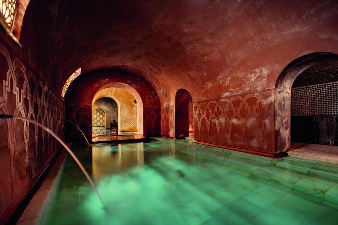 Arabian Baths Experience at Madrid's Hammam Al Ándalus