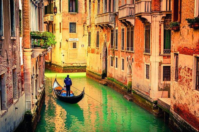 Excursión de día completo a Venecia con Gondola Ride