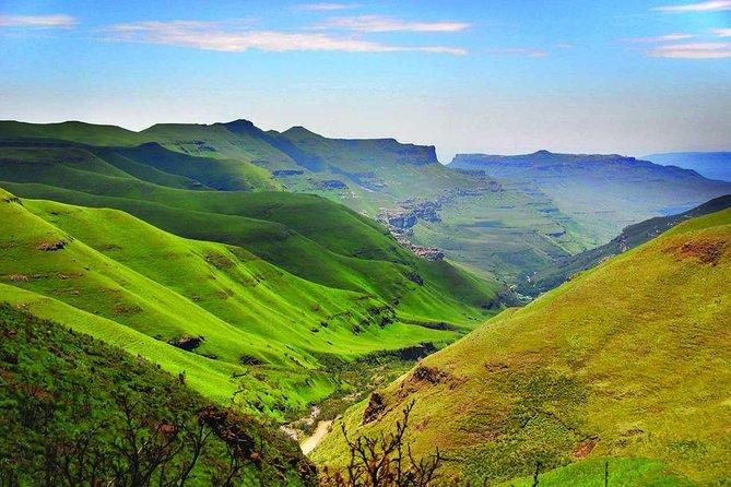 Sani Pass and Lesotho