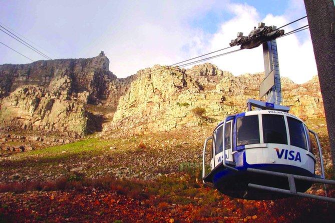 Cape Town, Noon Gun & Table Mountain Tour