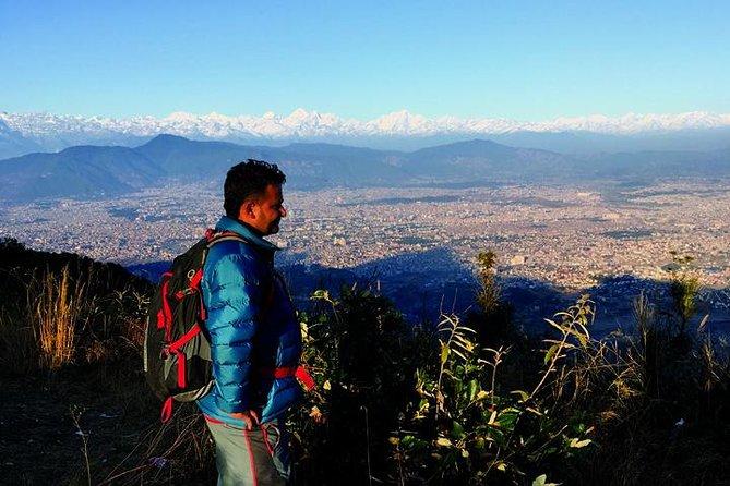 Taudaha to Champadevi Day Hiking around Kathmandu
