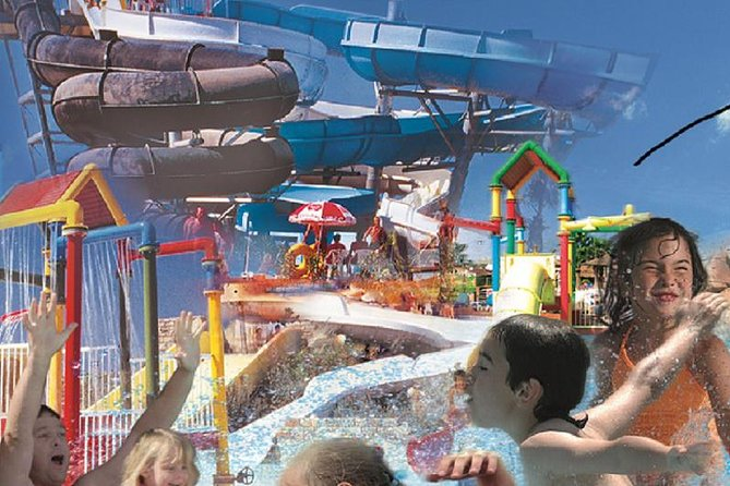 Skip the Line: Aquacenter Waterpark Day in Menorca Ticket