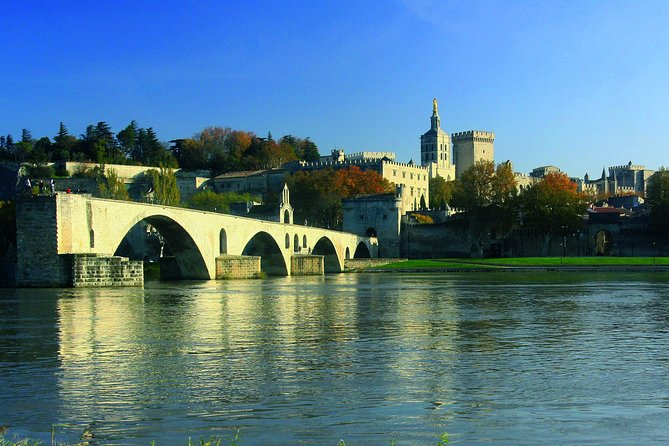 Avignon Private Half-Day Tour from Marseille