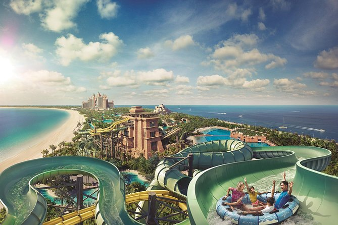 Atlantis Aquaventure & Lost Chambers Ticket