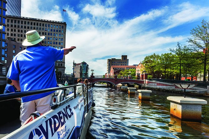 Narrated Boat Tours