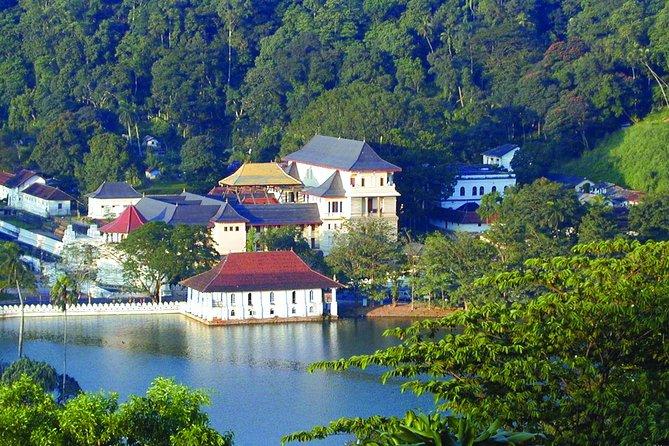 Visite privée et personnalisée à Kandy au départ de Bentota et de Beruwela