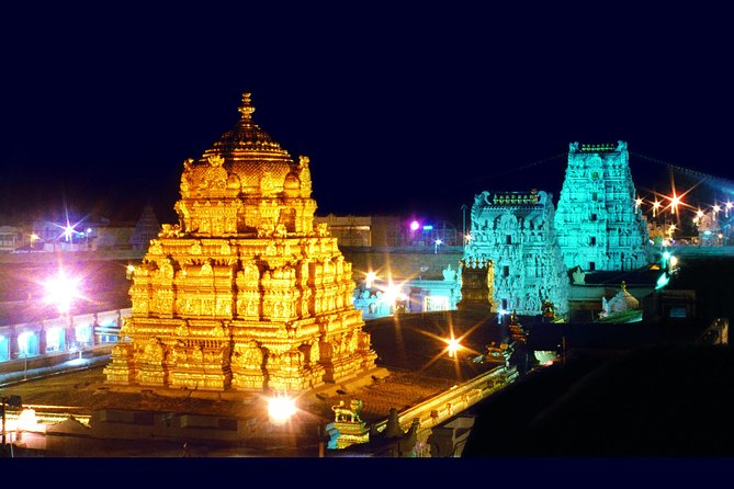 Private Transfer Tirupathi airport to city hotels