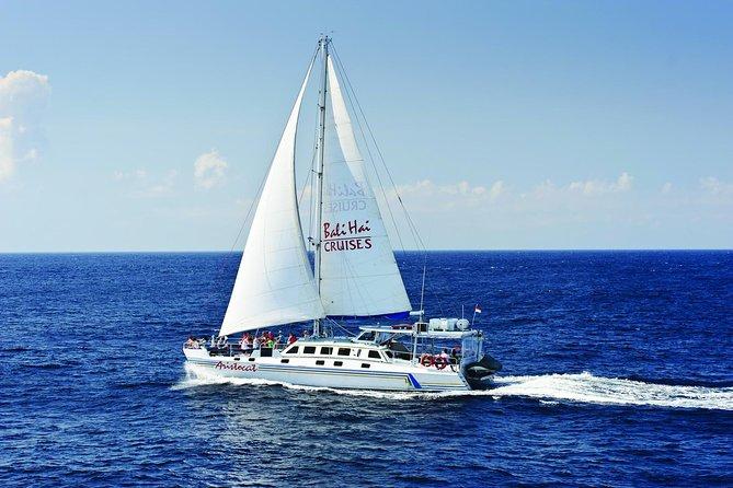 Sailing Away to Nusa Lembongan