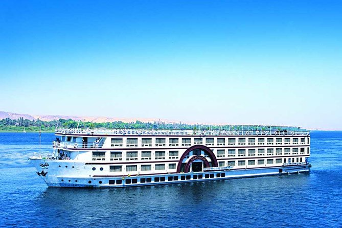 5 Days 4 Nights Nile Cruise from Luxor include Abu Simbel Temple