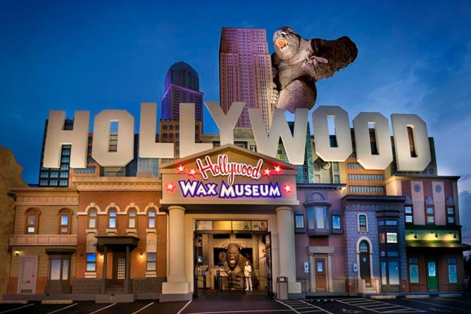 Hollywood Wax Museum Admission Image