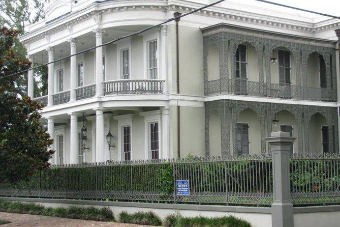 Garden District Tour in New Orleans