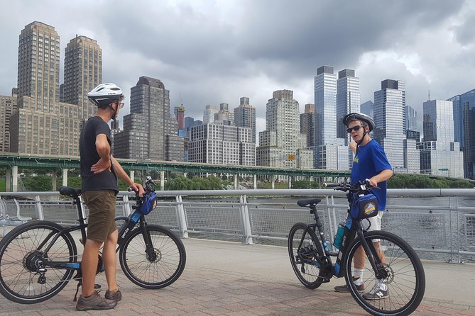 NYC Electric Bike Tour of Midtown, Central Park, and Times Square