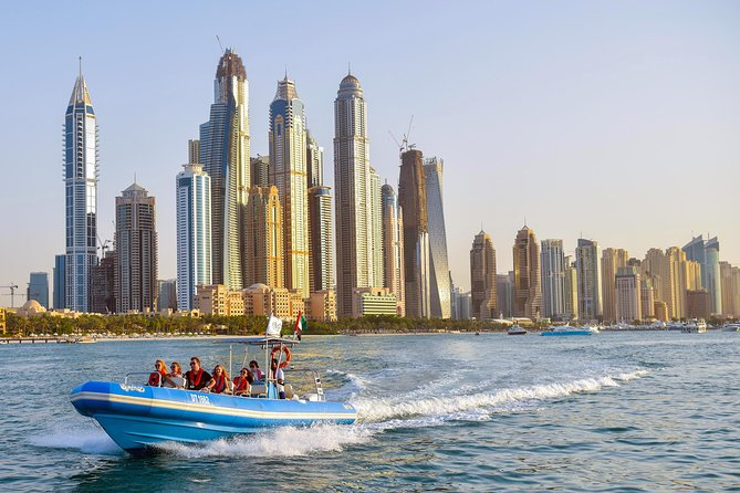 Speed Boat Tour -90 Mins