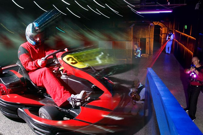 Laser Tag and Karting Combo photo 1
