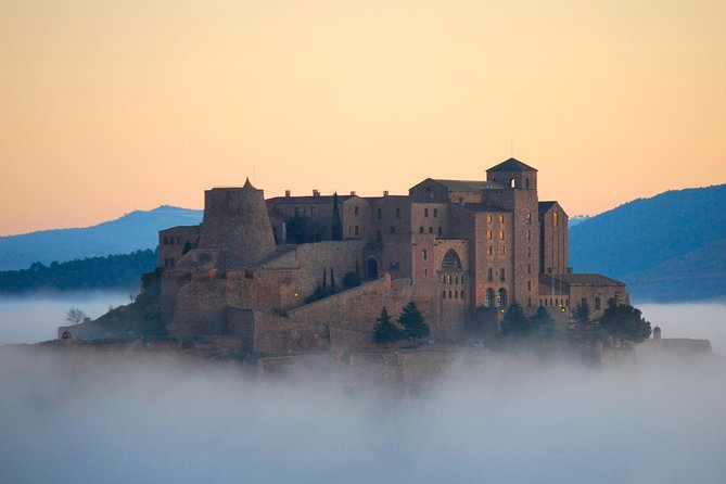 Cardona Castle - Salt Mountain Herre