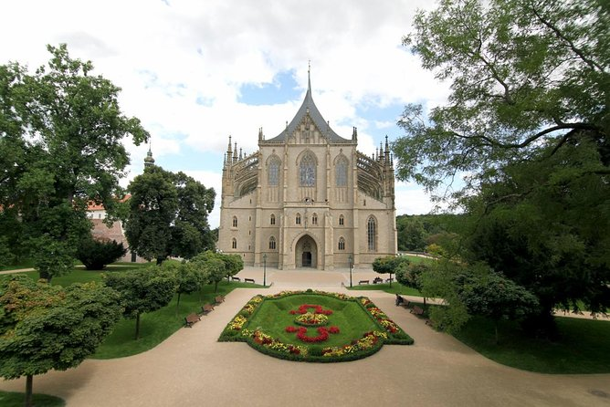 Visit Kutna Hora in a day trip from Prague and see Sedlec Ossuary and the silver mines