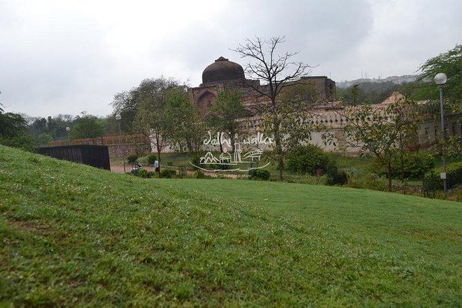 Beginning of Delhi