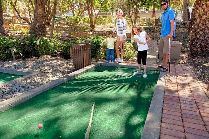 Catalina Island Golf Gardens Miniature Golf