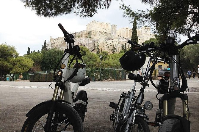 Athens Tour with Electric Bike photo 12