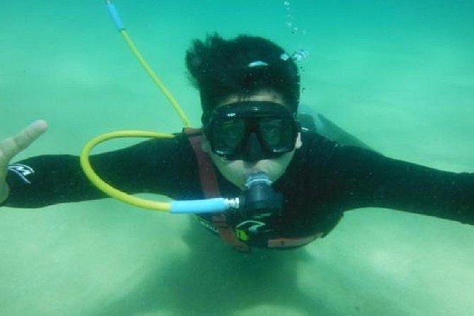 Sea of Cortez Snuba Adventure fra Los Cabos