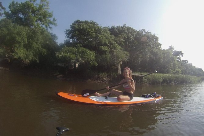 Charleston Wildlife Stand up Paddleboard Tour