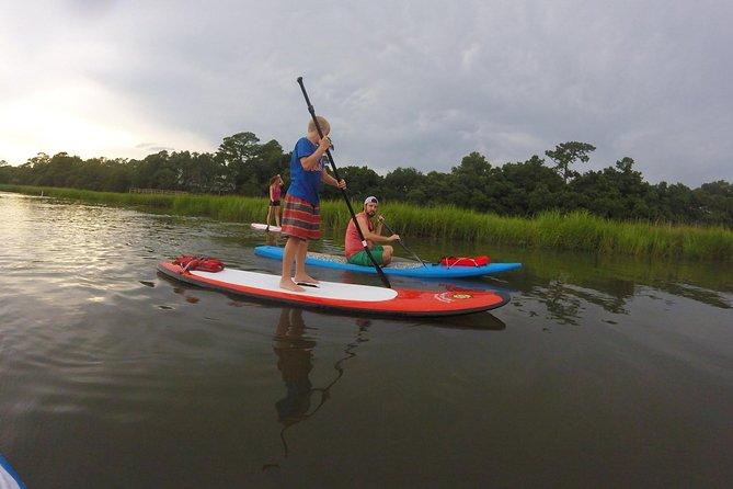 Charleston Paddleboard Lessons