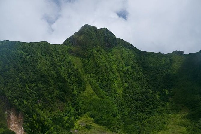 Volcano Crater hike in St Kitts