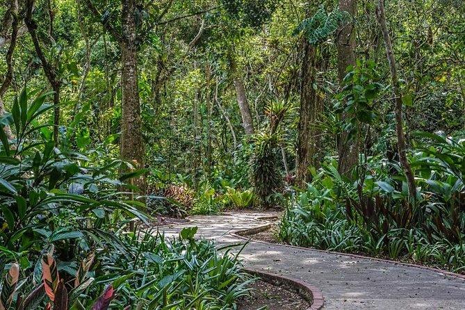 Lankester Botanical Garden - Admission Ticket