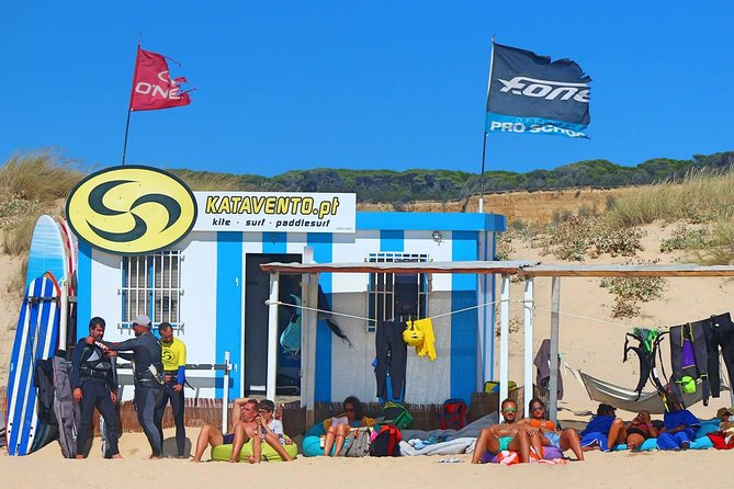 Learn to Kitesurf in Lisbon photo 1