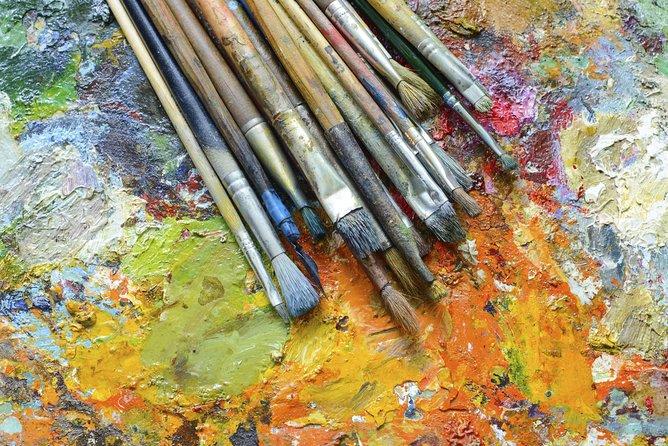 San Juan 2 Hour Painting Class 2020