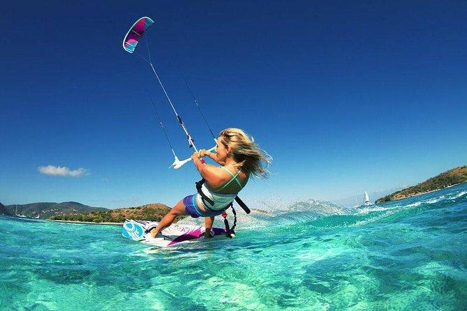Clases de kitesurf en Cartagena