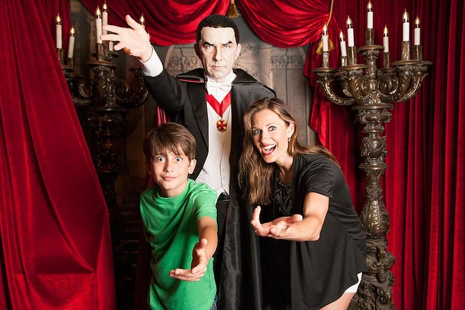 Hollywood Wax Museum & Guinness World Records Museum Combo Admission